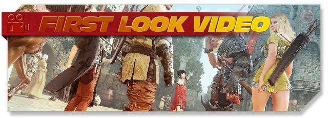 Black Desert - first look - En