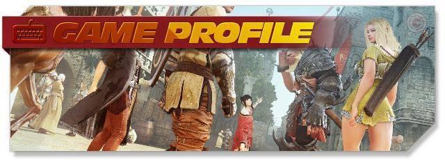 F2P logos - Black Desert Online - game profile