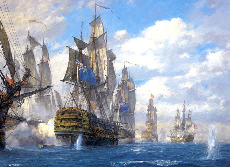 Seven Seas Saga wallpaper 2