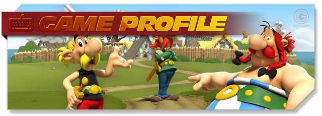 Asterix & Friends - Game Profile - EN