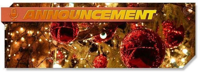 Christmas - Announcement - EN