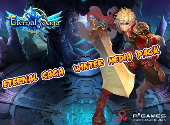 Eternal Saga Winter Media Pack