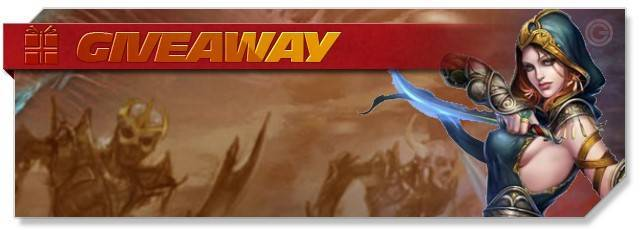 Glory of Gods - Giveaway - EN