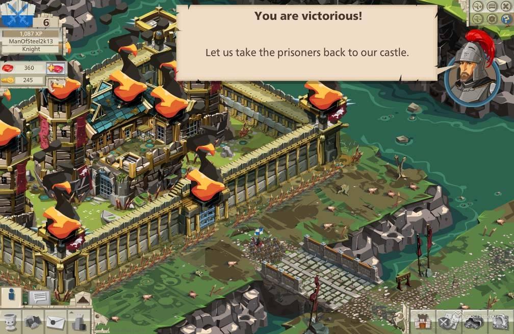 Goodgame Empire Screenshots Goodgame Empire