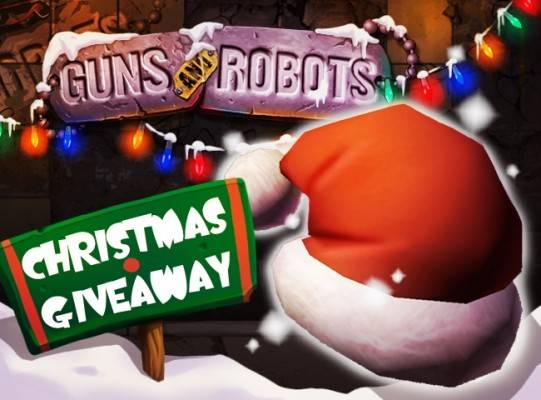 Guns and Robots Christmas_Giveaway