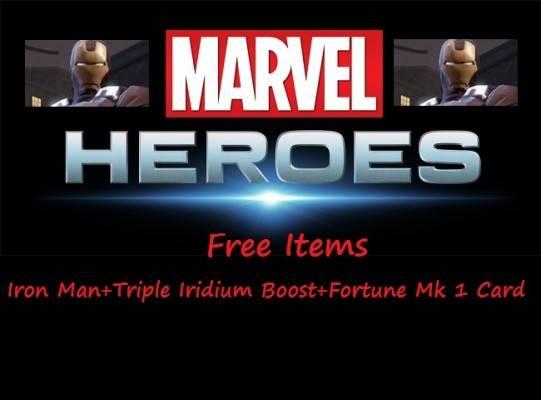 Mavvel Heroes Giveaway