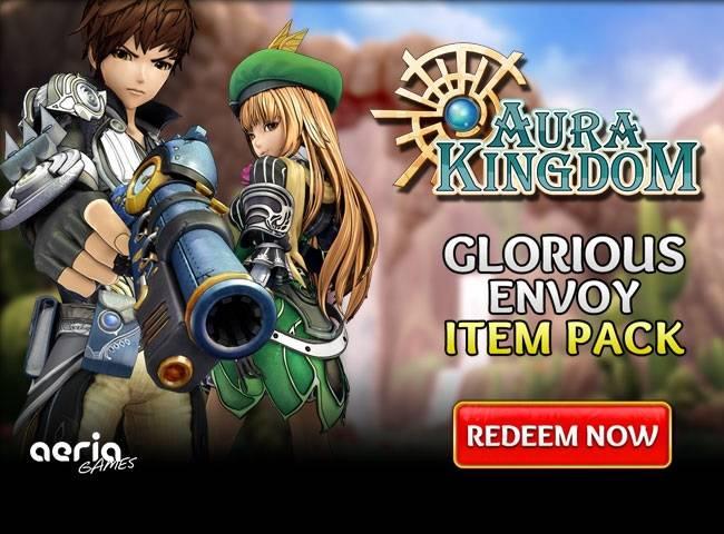 Aura kingdom package giveaways