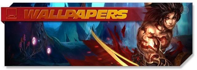 Blade Hunter - Wallpapers - EN