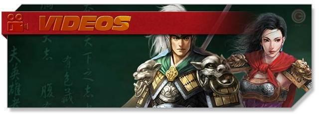 Rage of 3 kingdoms - Videos - EN
