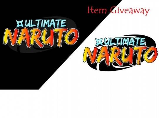 Ultimante Naruto Giveaway