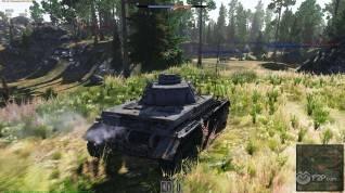 War Thunder Ground Forces expansion screenshot (10)