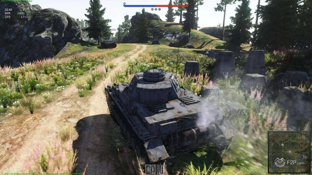 War Thunder Ground Forces expansion screenshot (5)