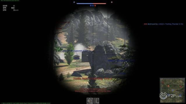 War Thunder Ground Forces expansion screenshot (7)