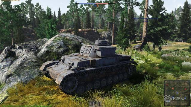 War Thunder Ground Forces expansion screenshot (8)