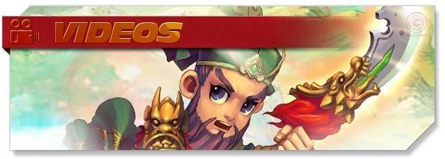 Warlord saga - Videos - EN