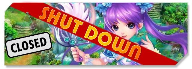 Angel's Wrath - Shut Down logo - F2P Network