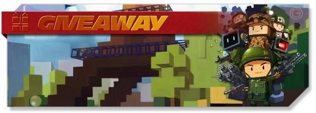Brick-Force - Giveaway - EN