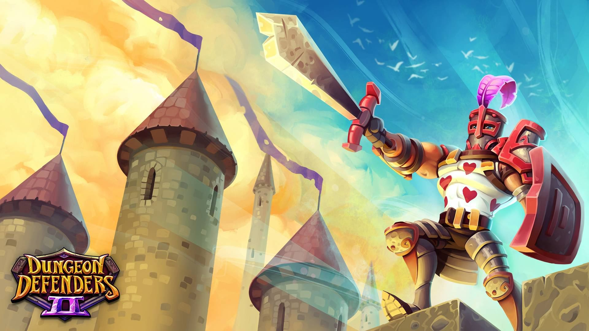 Dungeon Defenders 2 Wallpaper in The Meantime Here's Some