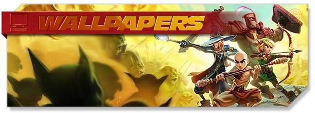Dungeon Defenders II - Wallpapers - EN