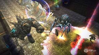 Eclipse War Online screenshot 1