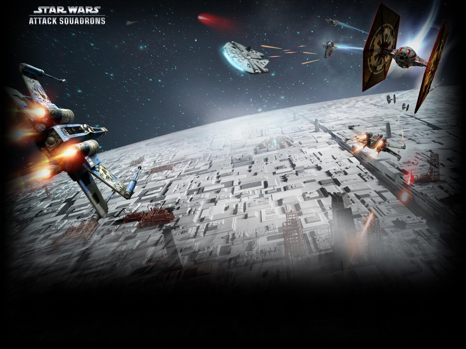 Star Wars Attack Squadrons wallpaper 1