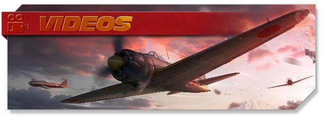 World of Warplanes - Videos - EN
