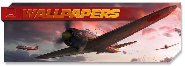 World of Warplanes - Wallpapers - EN