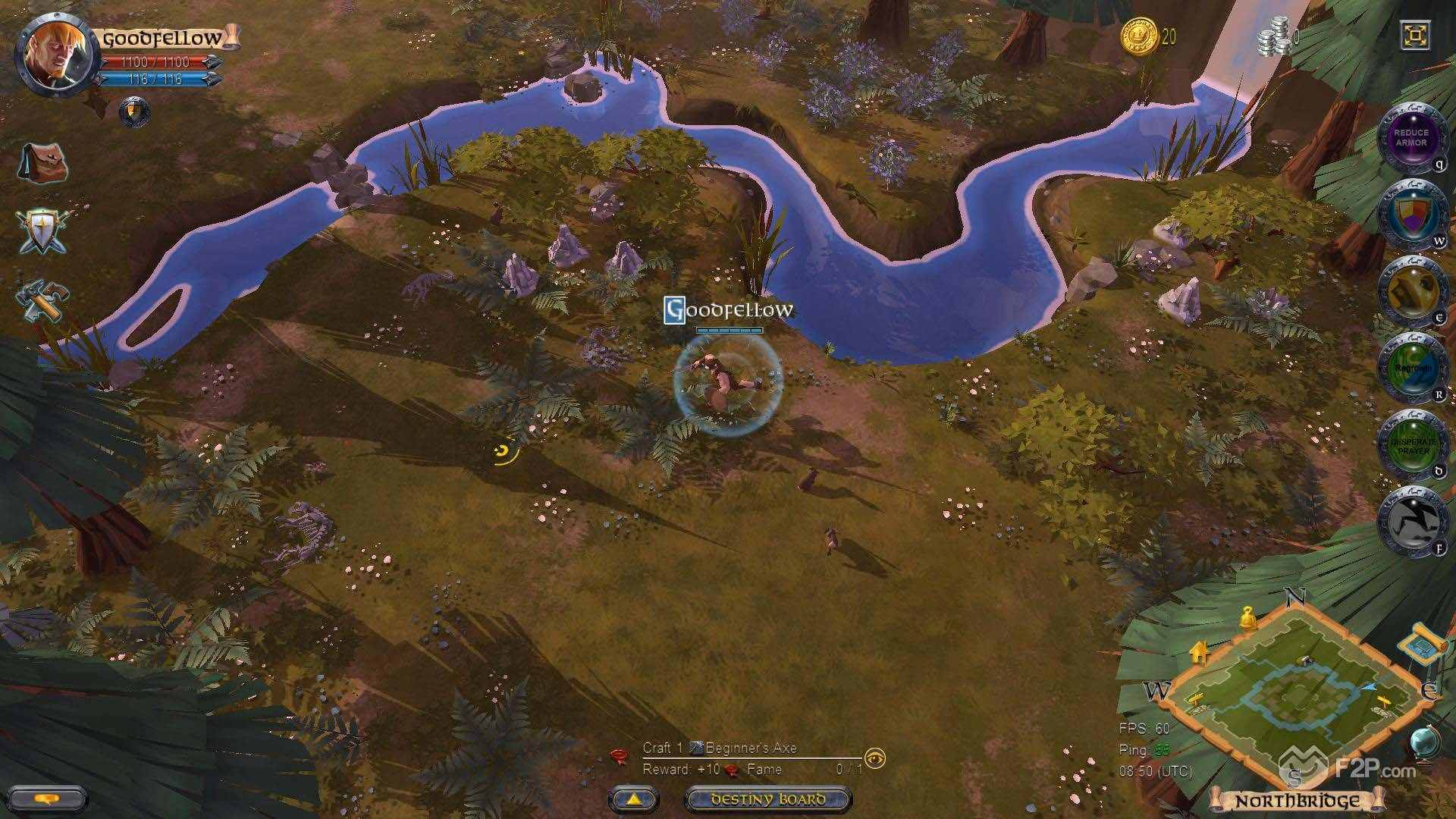 albion online how to build on island