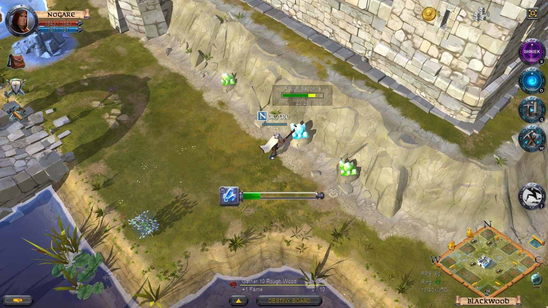 how to play albion online