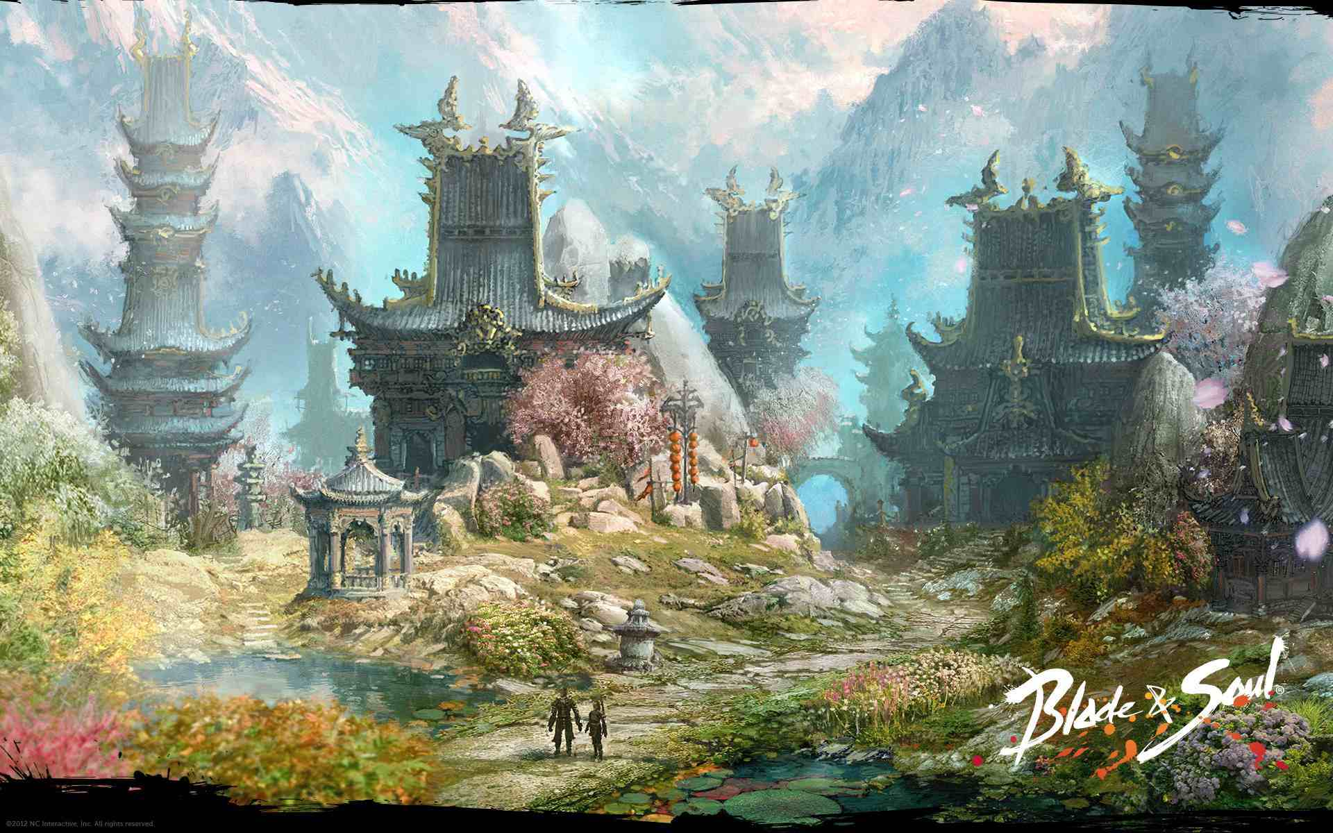Blade & Soul Wallpapers