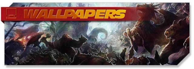 Eclipse War Online - Wallpapers - EN