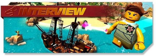 LEGO Minifigures Online - Interview - EN