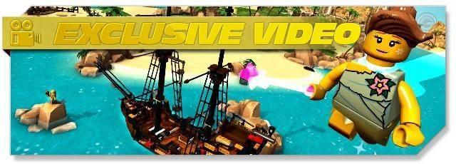 LEGO Minifigures Online - Video - EN