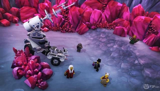 Lego Minifigures Online screenshot (14)