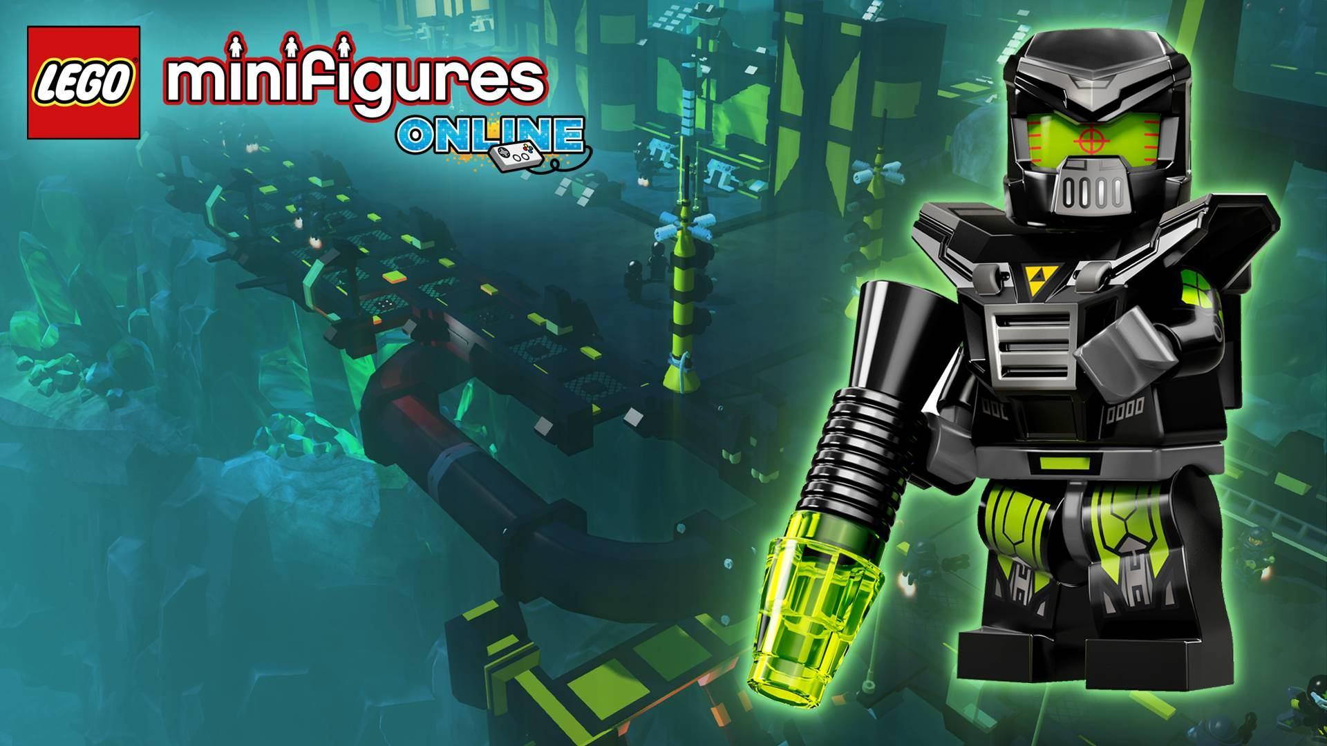 Lego Minifigures Online Wallpapers
