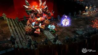 War of the Immortals screenshot 4