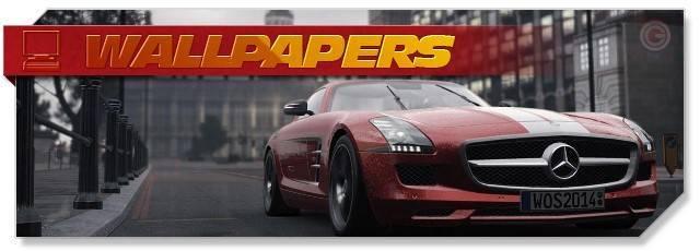 World of Speed - Wallpapers - EN