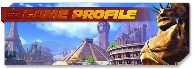 Civilization Online - Game Profile - EN