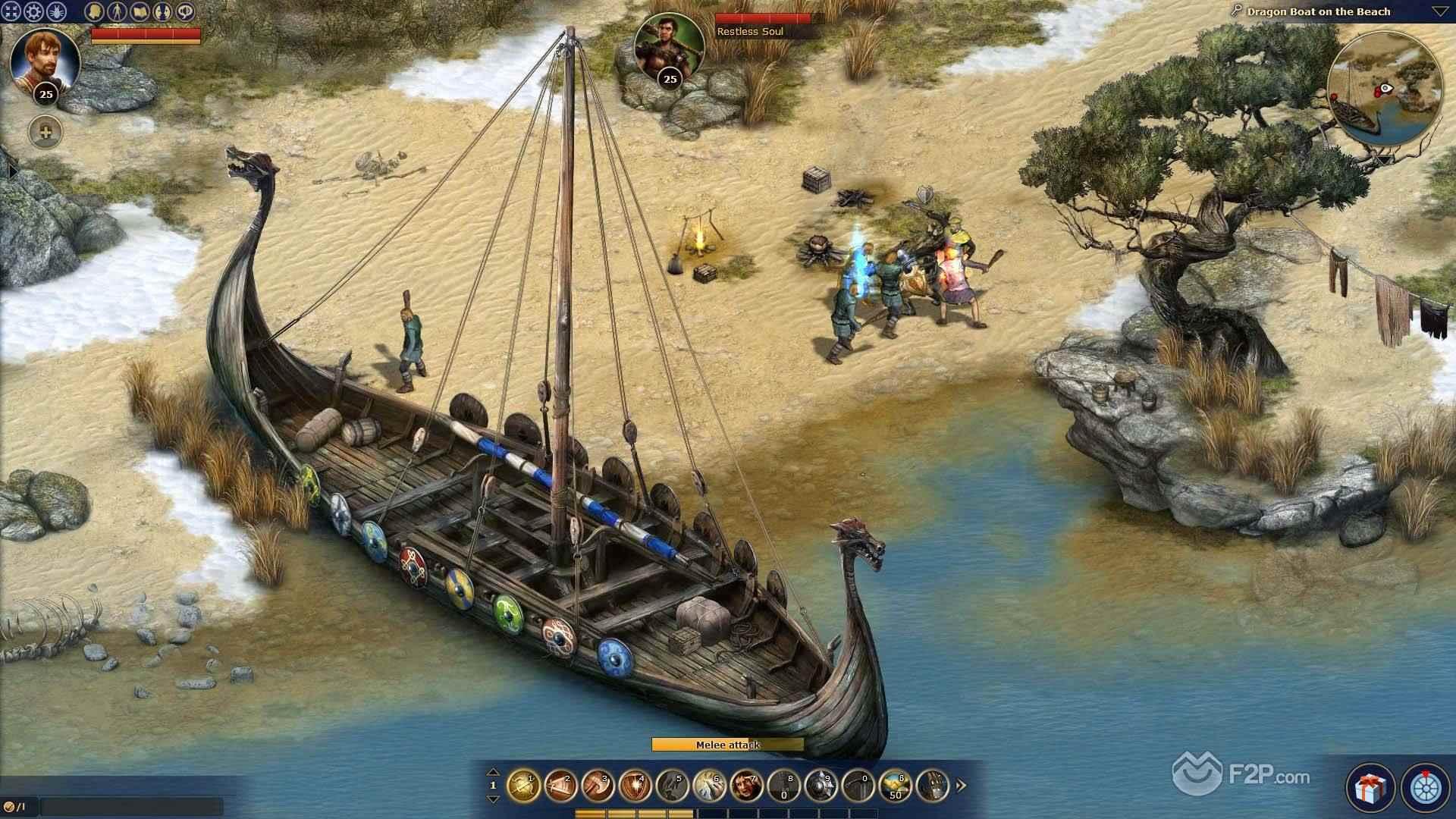 The Dark Eye: Herokon Online for Browser (2012) - MobyGames