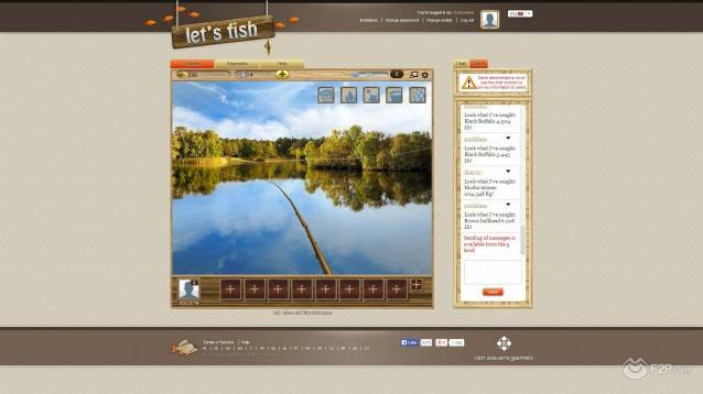 Let's Fish screenshot 3