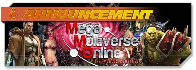 Mega Multiverse Announcement - EN