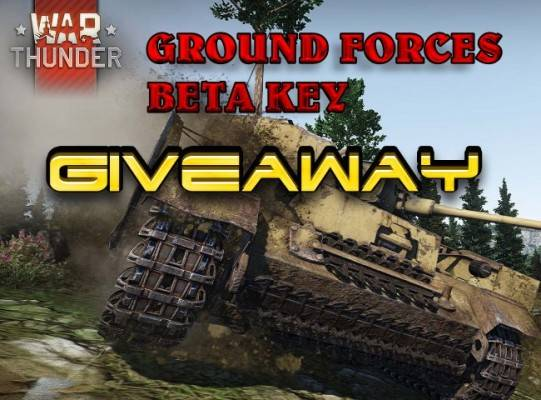 War Thunder Giveaway Image Gameitems