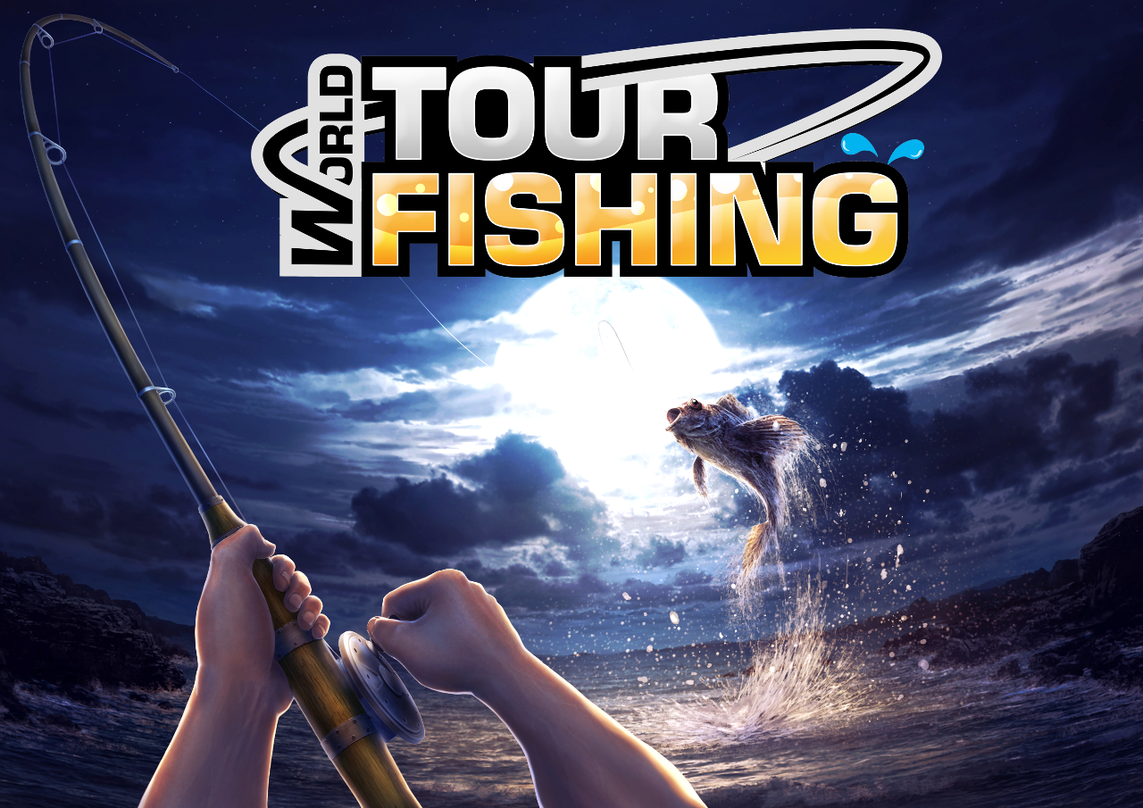 World Tour Fishing wallpaper 1