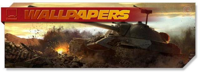 World of Tanks - Wallpapers - EN
