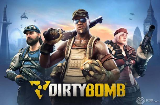 Dirty Bomb art 1