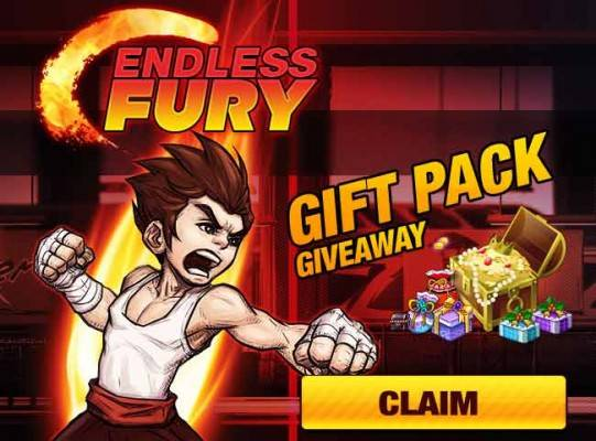 Endless Fury CBT Giveaway