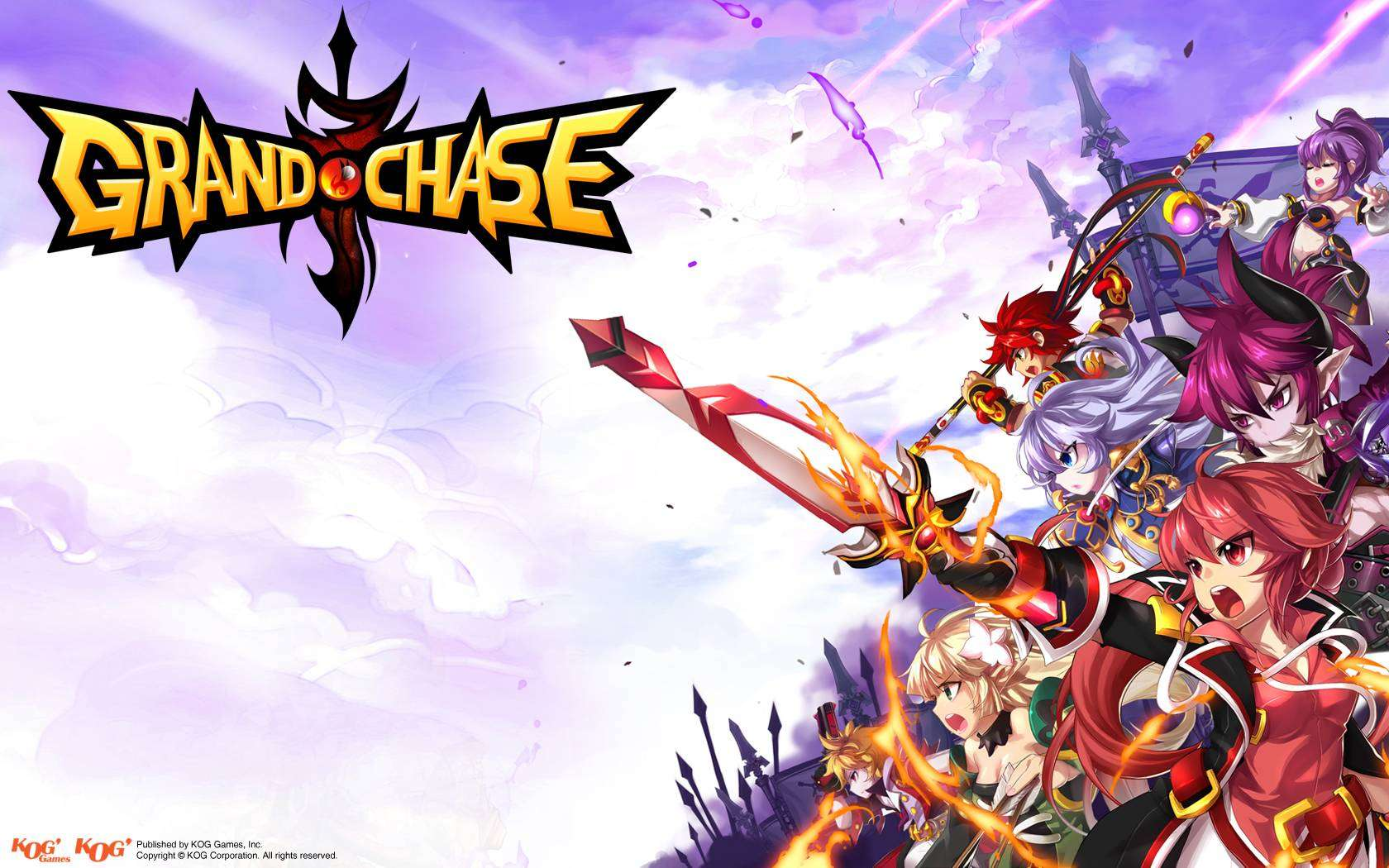 Grand Chase Wallpapers