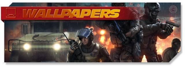 Soldiers Inc. - Wallpapers - EN