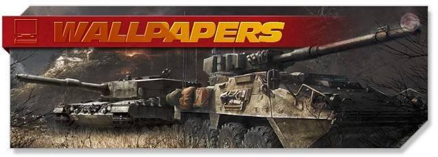 Armored Warfare - Wallpapers - EN