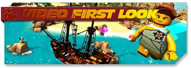 LEGO Minifigures Online - First Look - IT
